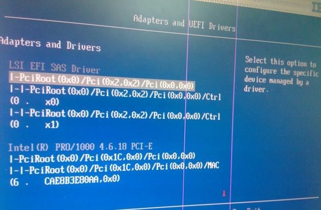 Ibm X3650 M4服务器安装centos找不到硬盘的解决方法 张同光 Tongguang Zhang