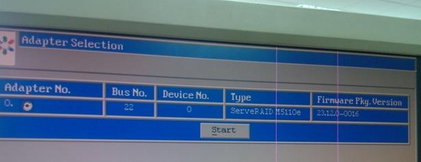 Ibm X3650 M4服务器安装centos找不到硬盘的解决方法 山清石玉 博客园
